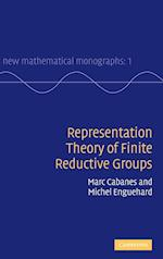 Representation Theory of Finite Reductive Groups (New Mathematical Monographs, nr. 1)