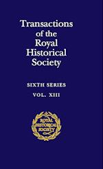 Transactions of the Royal Historical Society: Volume 13 af Aled Jones, Royal Historical Society