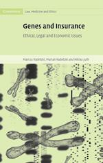 Genes and Insurance (Cambridge Law, Medicine & Ethics, nr. 1)
