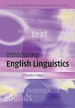 Introducing English Linguistics (CAMBRIDGE INTRODUCTIONS TO LANGUAGE AND LINGUISTICS)