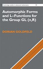 Automorphic Forms and L-Functions for the Group GL(n,R) (CAMBRIDGE STUDIES IN ADVANCED MATHEMATICS, nr. 99)