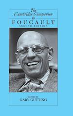 The Cambridge Companion to Foucault af Gary Gutting