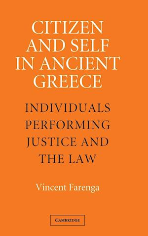 Citizen and Self in Ancient Greece