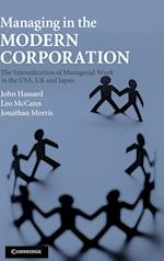 Managing in the Modern Corporation af John Hassard, Jonathan Morris, Leo McCann