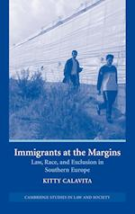Immigrants at the Margins af Kitty Calavita