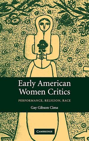 Early American Women Critics
