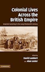 Colonial Lives Across the British Empire af David Lambert, Alan Lester