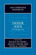 Cambridge History of Inner Asia af Allen J Frank, Robert W McChesney, Nicola Di Cosmo