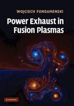 Power Exhaust in Fusion Plasmas