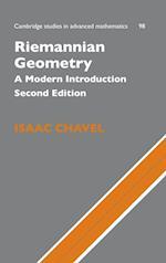 Riemannian Geometry (CAMBRIDGE STUDIES IN ADVANCED MATHEMATICS, nr. 98)