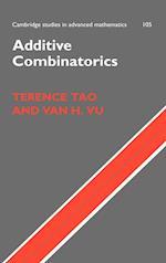 Additive Combinatorics (CAMBRIDGE STUDIES IN ADVANCED MATHEMATICS, nr. 105)