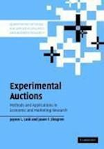 Experimental Auctions (Quantitative Methods for Applied Economics and Business Research)