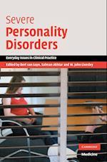 Severe Personality Disorders af W John Livesley, Bert van Luyn, Salman Akhtar