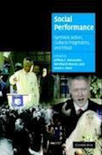 Social Performance (Cambridge Cultural Social Studies)