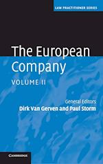 The European Company (Law Practitioner Series)