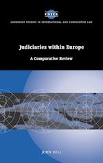 Judiciaries within Europe af James Crawford, John Bell