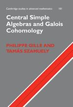 Central Simple Algebras and Galois Cohomology af Philippe Gille, Tamas Szamuely