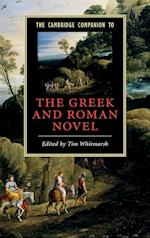 The Cambridge Companion to the Greek and Roman Novel af Tim Whitmarsh