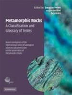 Metamorphic Rocks: A Classification and Glossary of Terms