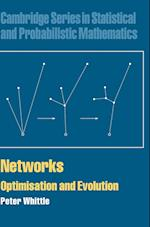 Networks (Cambridge Series in Statistical and Probabilistic Mathematics, nr. 21)