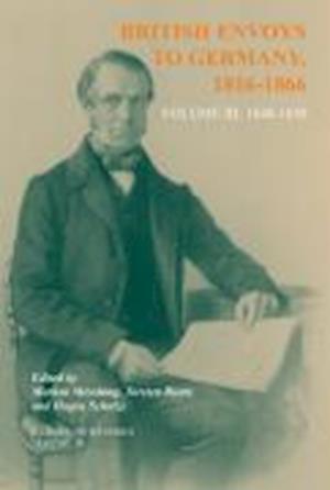 British Envoys to Germany 1816-1866