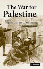 The War for Palestine af Avi Shlaim, Eugene L Rogan