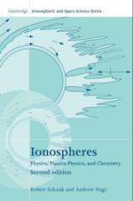 Ionospheres (CAMBRIDGE ATMOSPHERIC AND SPACE SCIENCE SERIES)