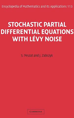 Stochastic Partial Differential Equations with Levy Noise