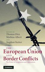 The European Union and Border Conflicts af Thomas Diez, Stephan Stetter, Mathias Albert