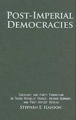 Post-Imperial Democracies (Cambridge Studies in Comparative Politics)