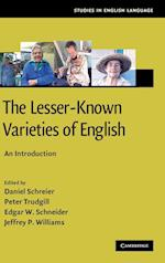 The Lesser-known Varieties of English