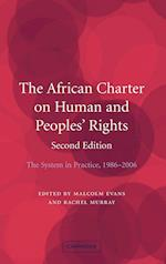 The African Charter on Human and Peoples' Rights af Rachel Murray, Malcolm Evans
