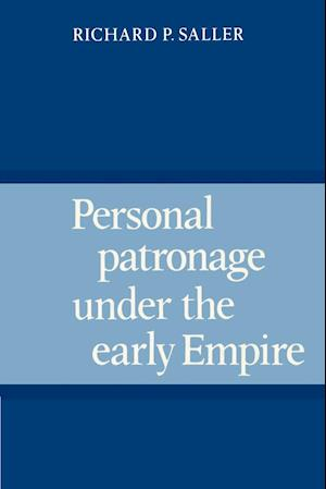 Personal Patronage Under the Early Empire