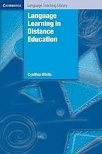 Language Learning in Distance Education af Cynthia White, White Cynthia