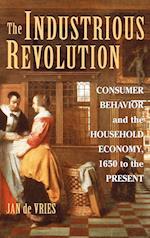 The Industrious Revolution af Jan De Vries