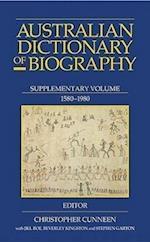 Australian Dictionary of Biography (AUSTRALIAN DICTIONARY OF BIOGRAPHY)
