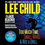 Three More Jack Reacher Novellas (Jack Reacher)