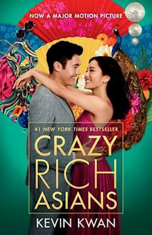 Få Crazy Rich Asians Af Kevin Kwan Som Bog På Engelsk 9780525563761