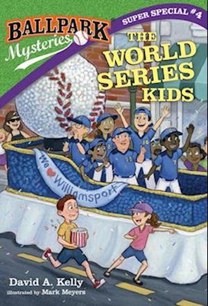 Ballpark Mysteries Super Special #4