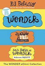 Wonder eOmni Collection: Wonder, Auggie & Me, 365 Days of Wonder