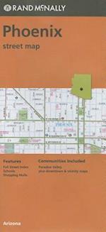 Rand McNally Phoenix Street Map