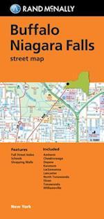 Rand McNally Buffalo/ Niagara Falls Street Map
