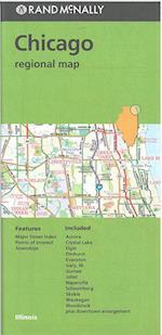 Rand McNally Chicago Regional Map (Rand Mcnally)