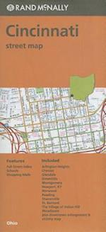 Rand McNally Cincinnati Street Map (Rand Mcnally)
