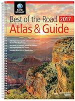 Rand McNally Best of the Road 2017 Atlas & Guide (Rand McNally Road Atlas and Travel Guide)