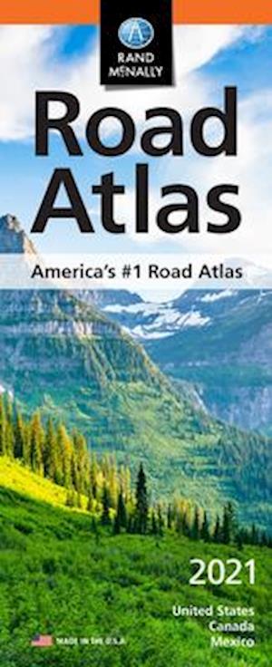 Rand McNally 2021 Compact Road Atlas