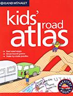 Kids Road Atlas USA