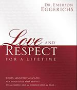 Love and Respect for a Lifetime: Gift Book af Emerson Eggerichs