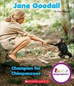 Jane Goodall (Rookie Biographies)