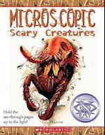 Microscopic Scary Creatures (Scary Creatures Hardcover)